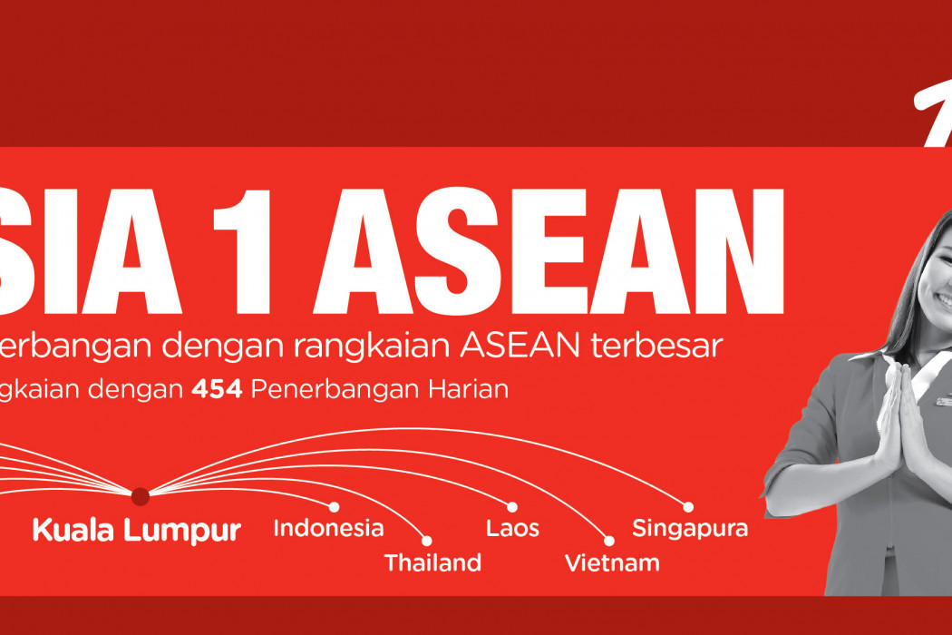 1 AIRASIA 1 ASEAN #1