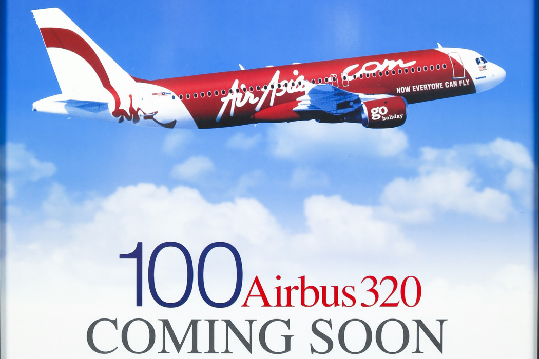 100 Airbus320 Coming Soon
