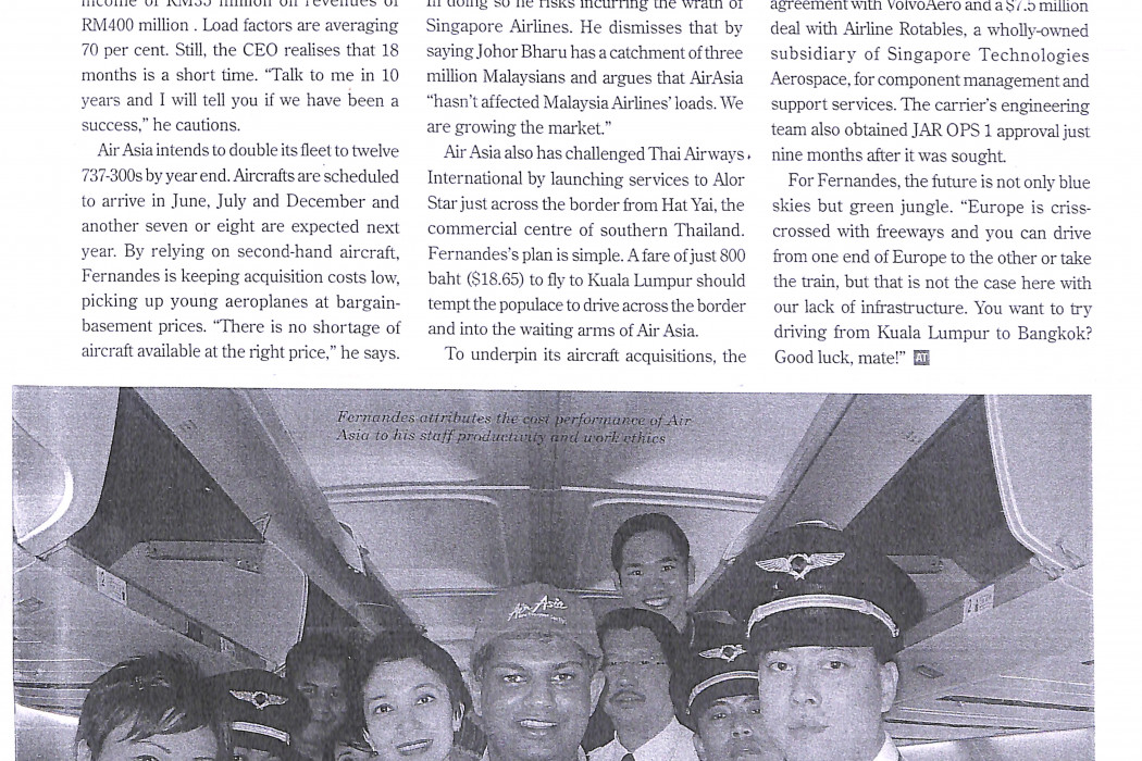 (2) airasia Flying the Right Path