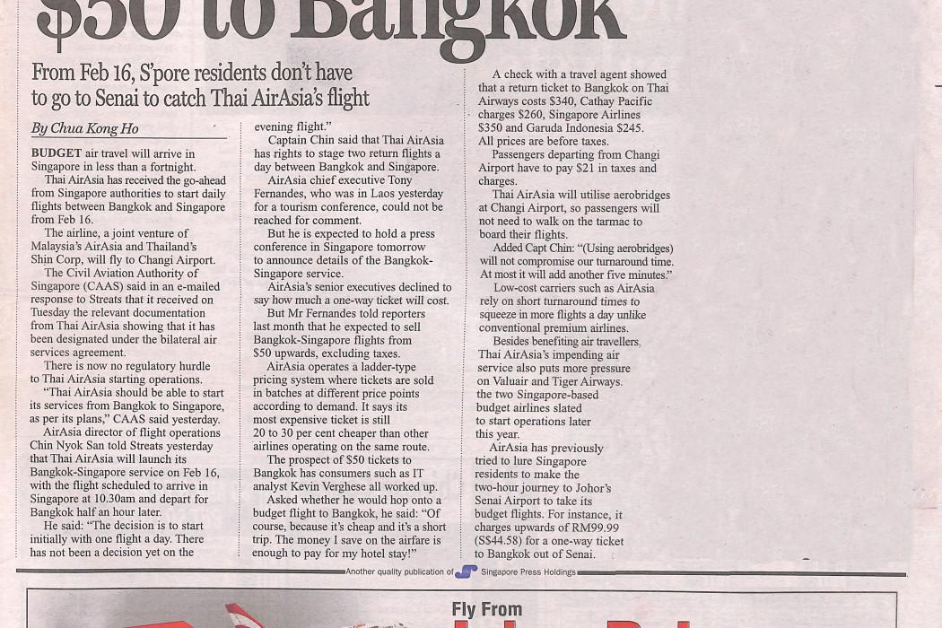 $50 to Bangkok (edited)