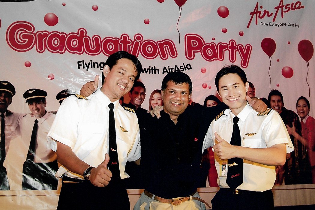 airasia Cabin Crew Graduation August (10)