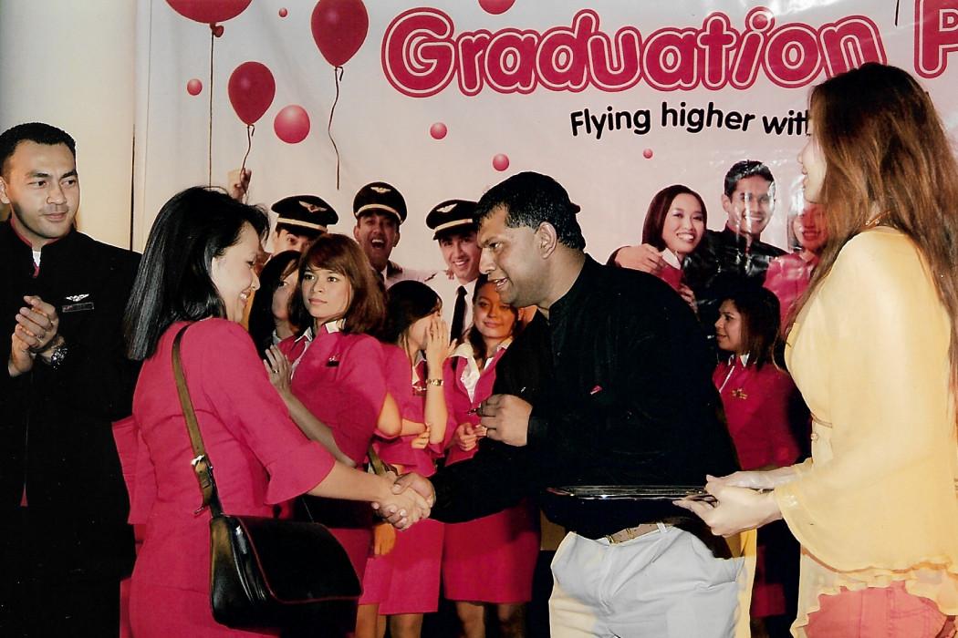 airasia Cabin Crew Graduation August (4)