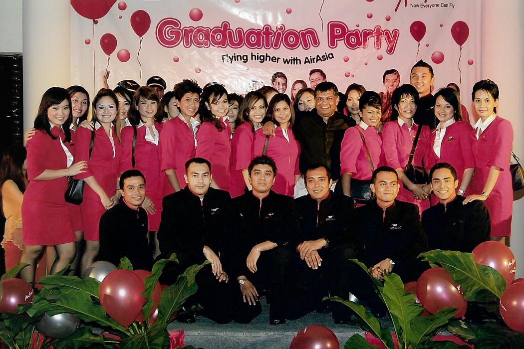 airasia Cabin Crew Graduation August (6)