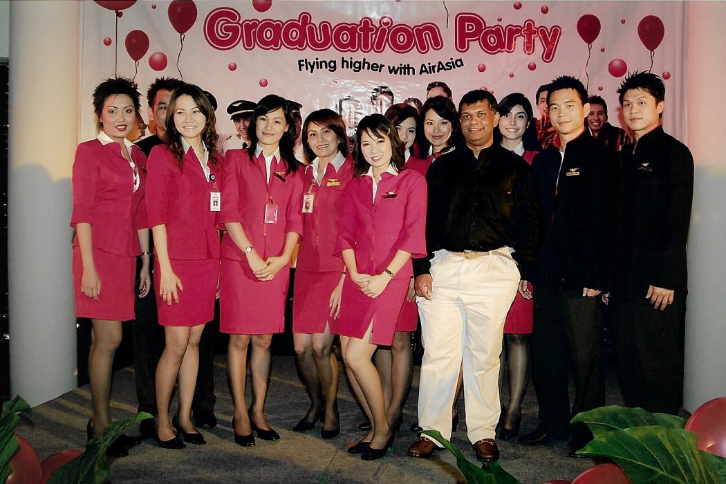 airasia Cabin Crew Graduation August (7)