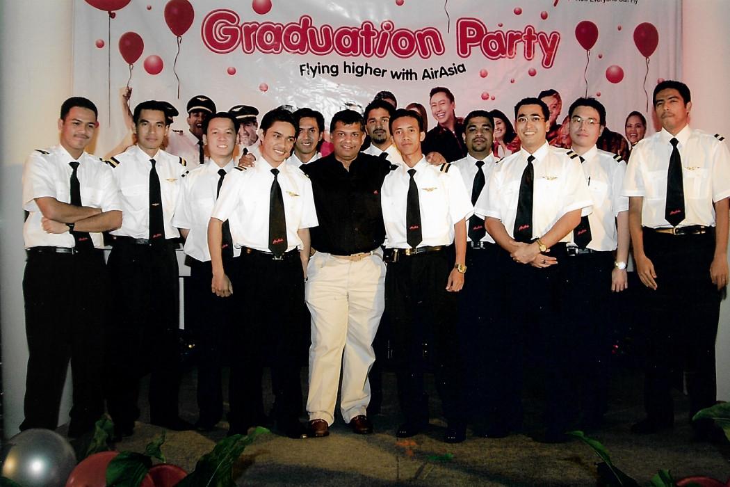 airasia Cabin Crew Graduation August (9)