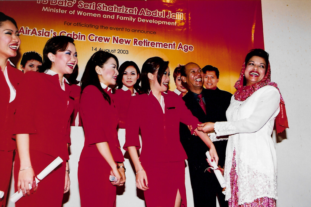 airasia Cabin Crew New Retirement Age 55 (3)