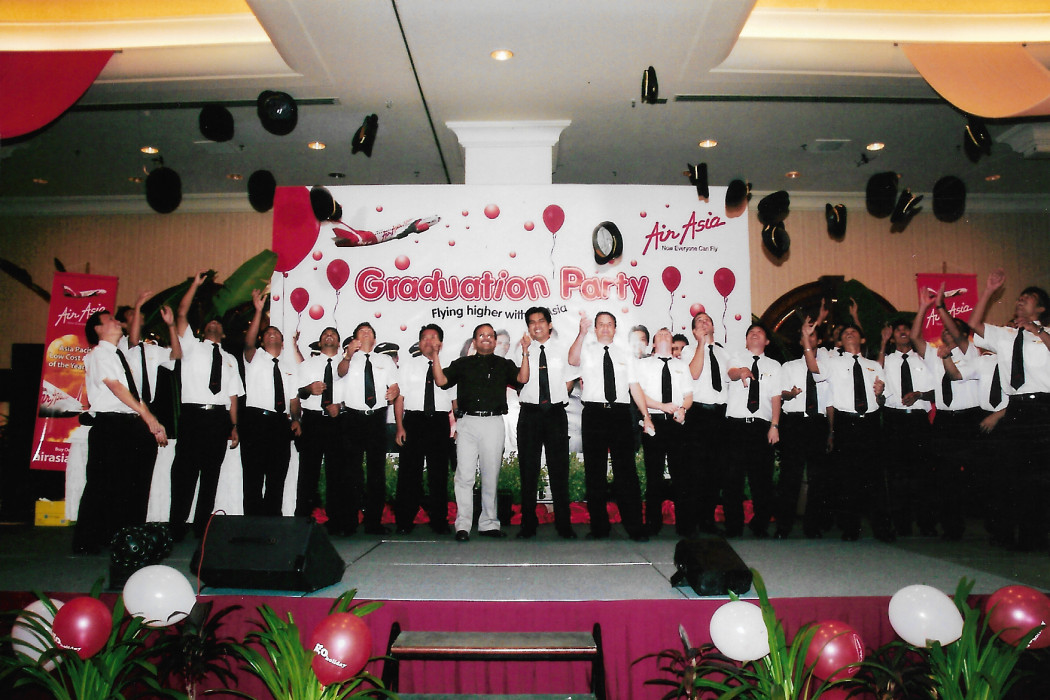airasia Graduation Party (1)