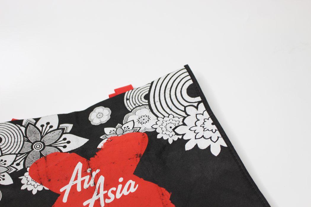 airasia X Floral Tote Bag (2)