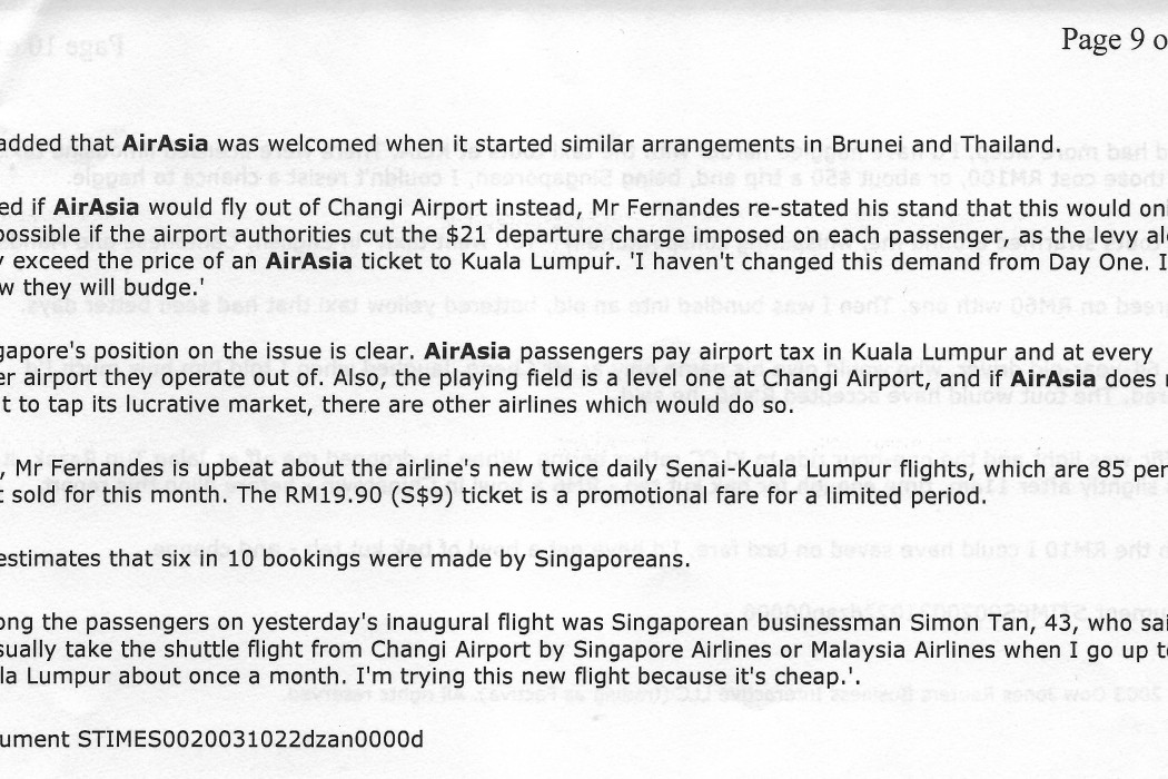 airasia boss raps S'pore over bus link to Senai (2)