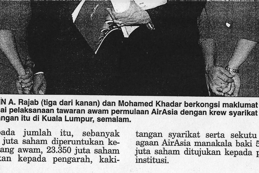 airasia dijangka catat keuntungan RM172 juta (2)