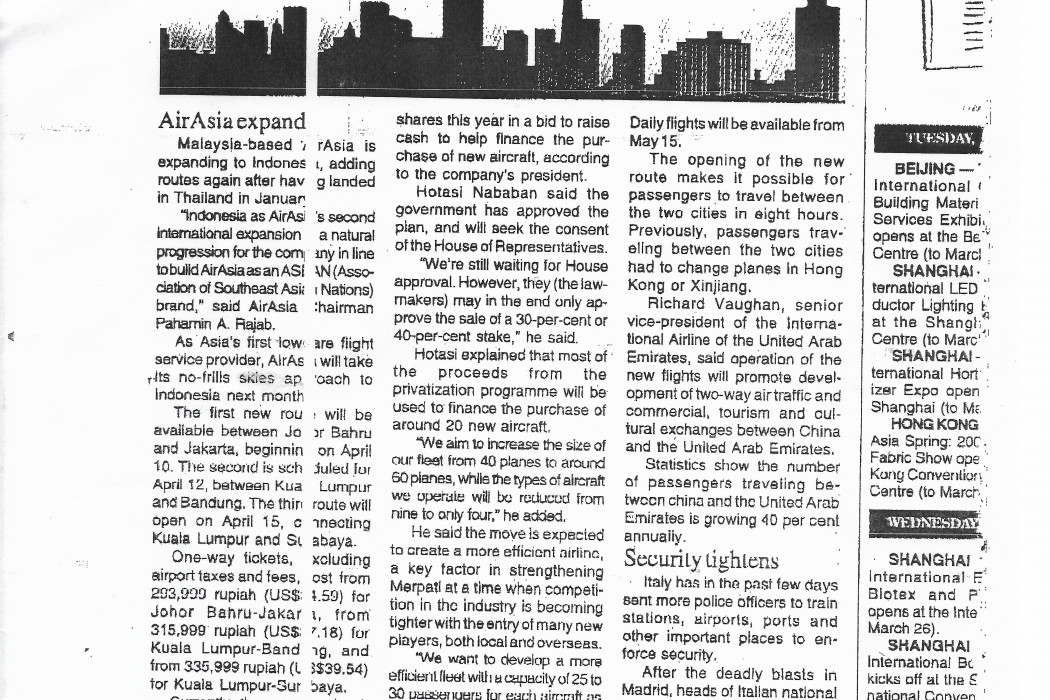 airasia expands