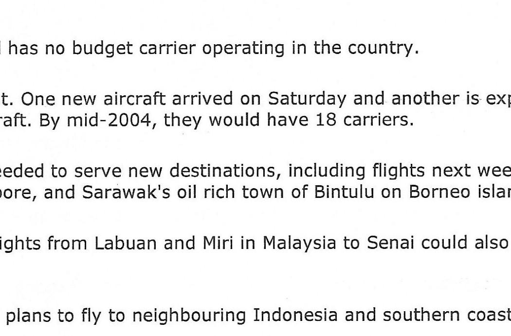 airasia eyes Thailand as first foreign destination (2)
