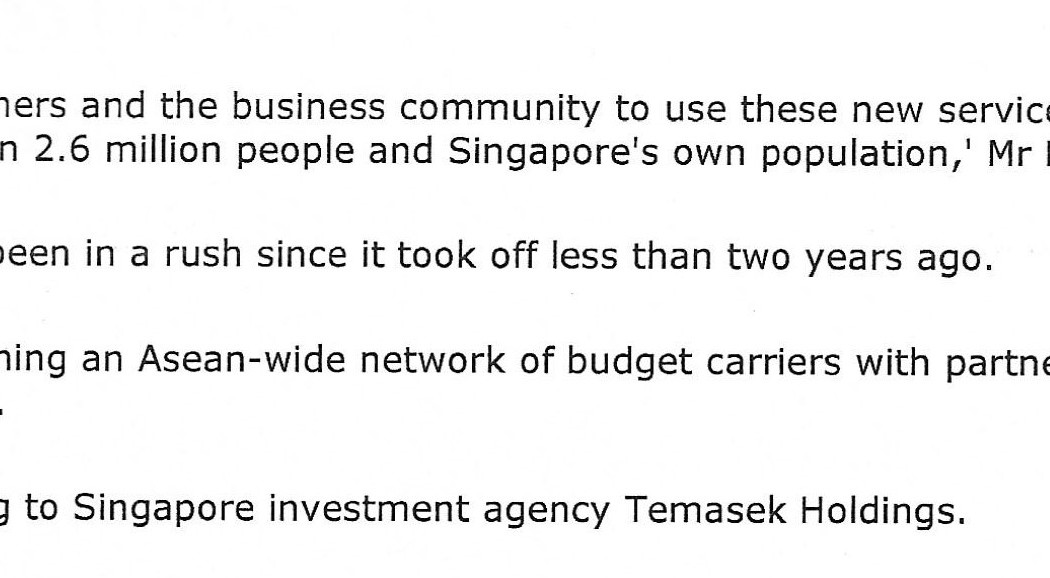 airasia gearing up for IPO in Aug 2004 (2)