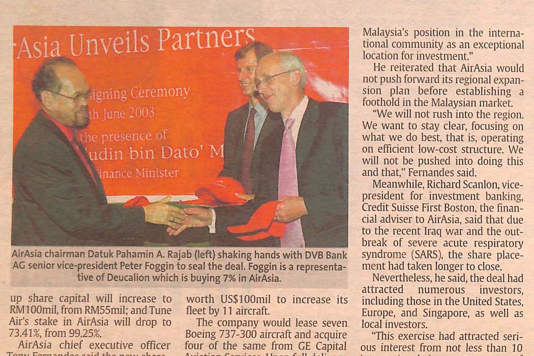 airasia planning RM150mil bonds