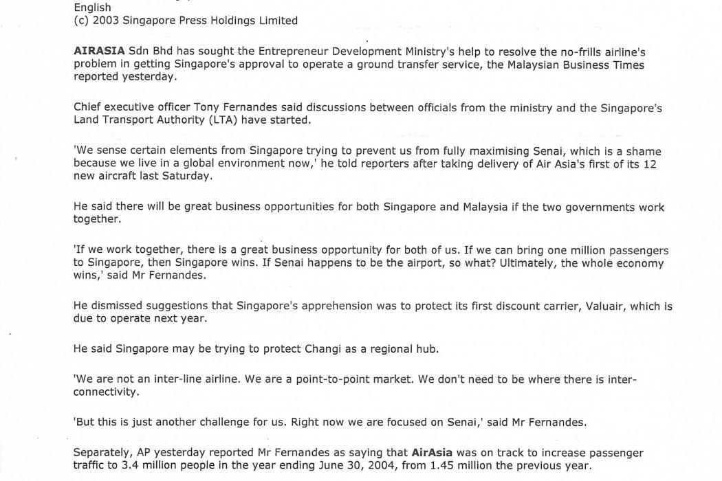airasia seeks help on ground transfer snag (2)