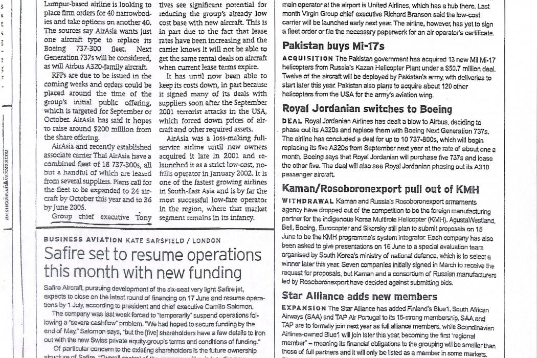 airasia seeks up to 80 narrowbodies