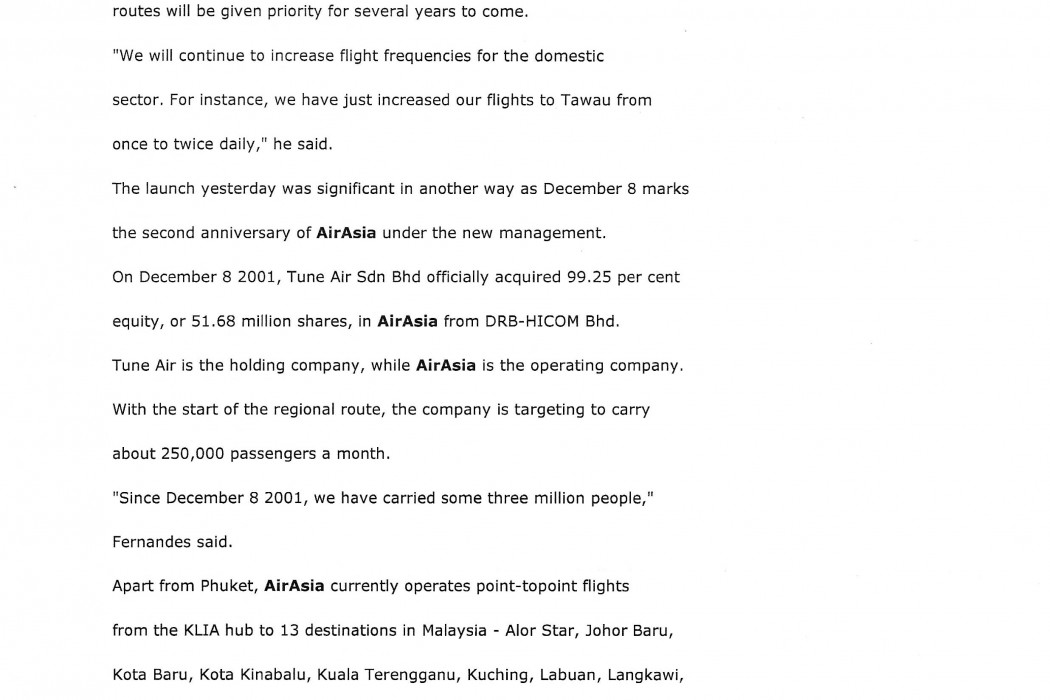 airasia targets 15pc revenue from international operations - 02