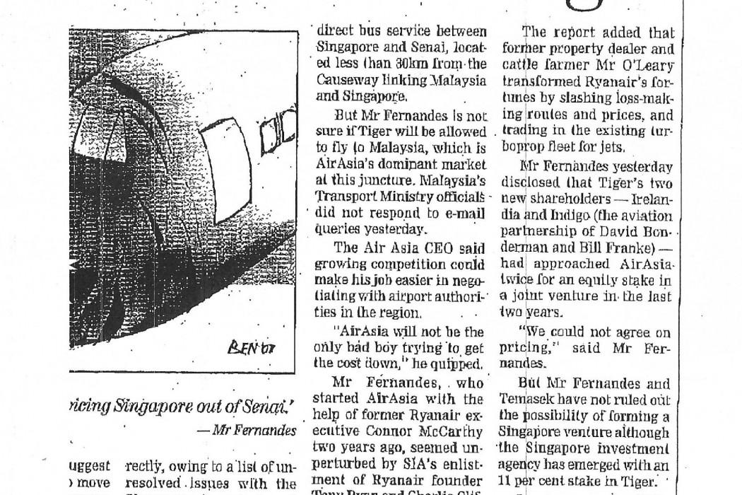airasia threatens to undercut Tiger - 02