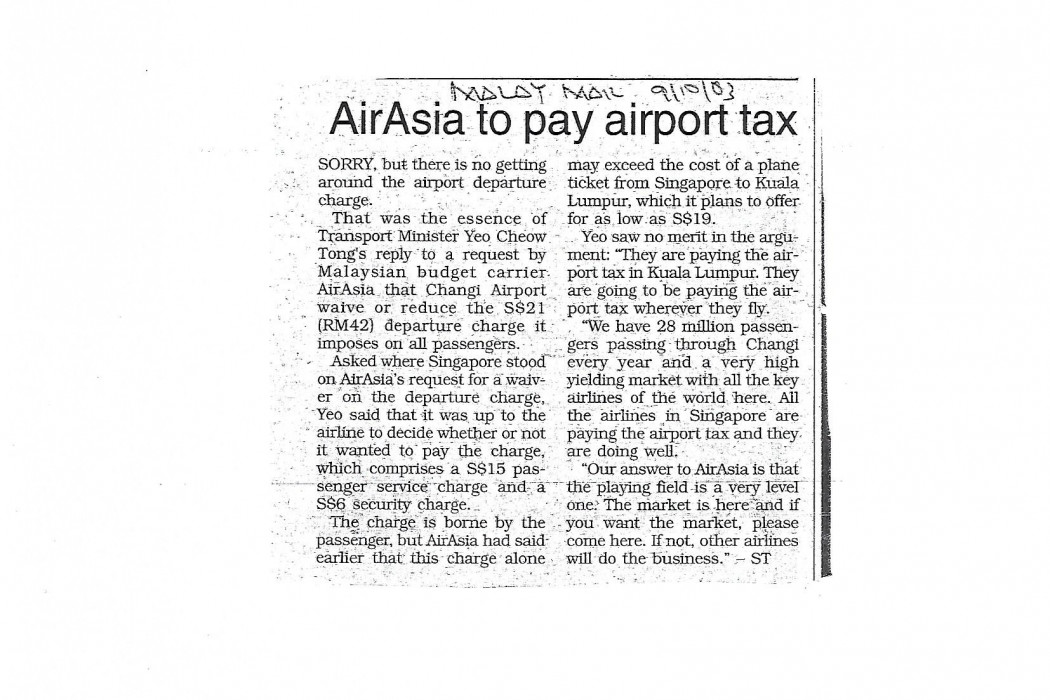 airasia to pay airport tax