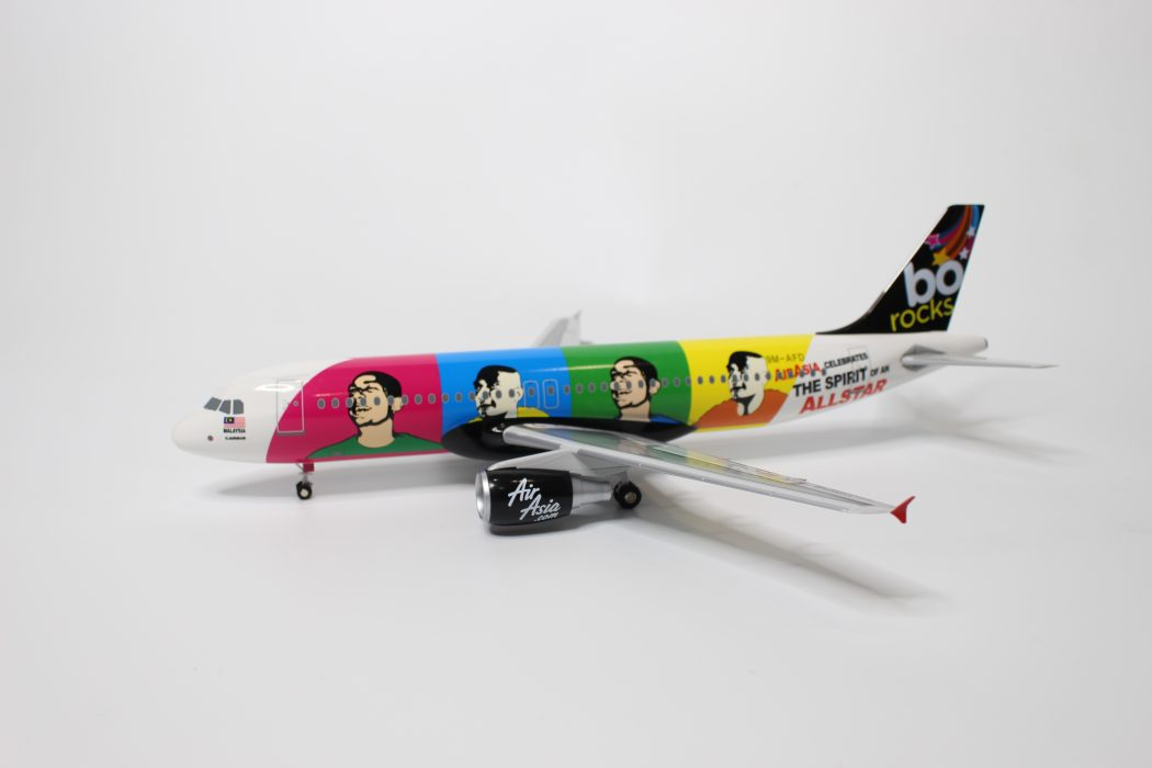 Airbus A320 Model (Bo Rocks) (2)
