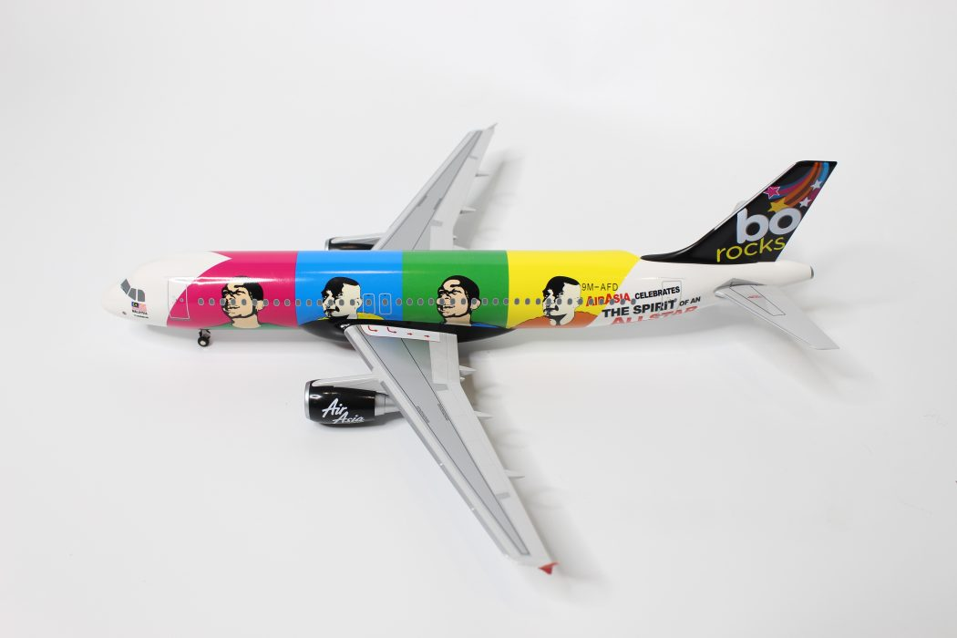 Airbus A320 Model (Bo Rocks) (3)
