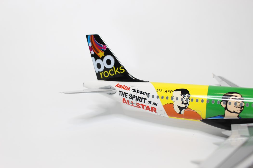 Airbus A320 Model (Bo Rocks) (5)