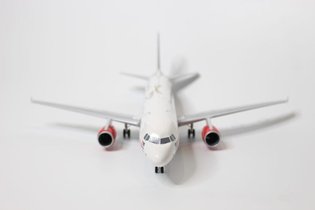 Airbus A320 Model (Dato' Pahamin) (1)