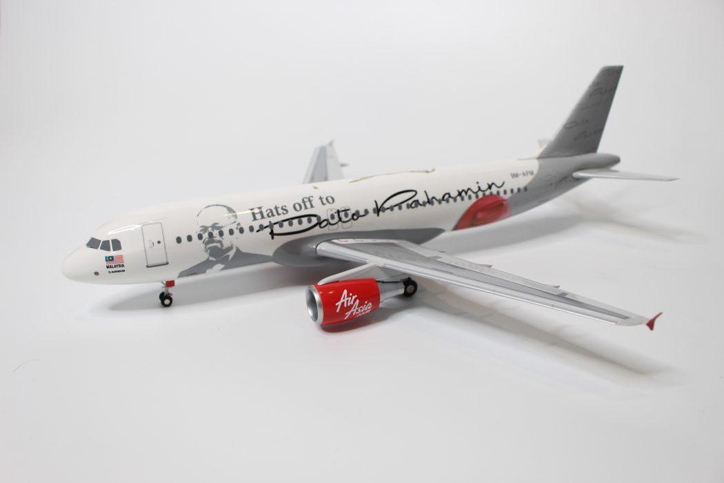 Airbus A320 Model (Dato' Pahamin) (2)