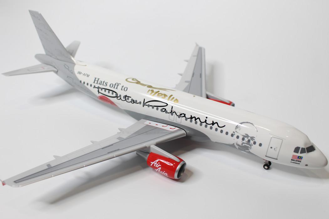Airbus A320 Model (Dato' Pahamin) (3)