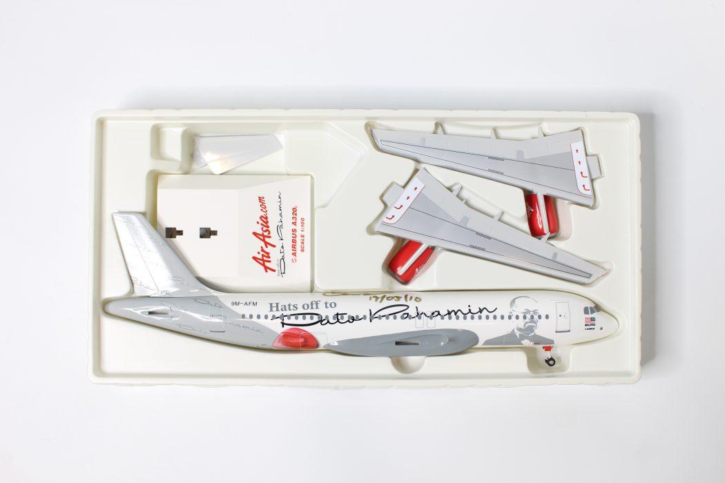 Airbus A320 Model (Dato' Pahamin) (5)