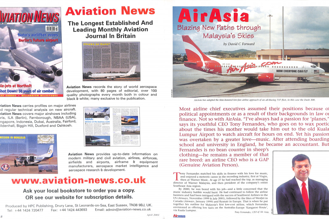 Airways - April 2003 (2)