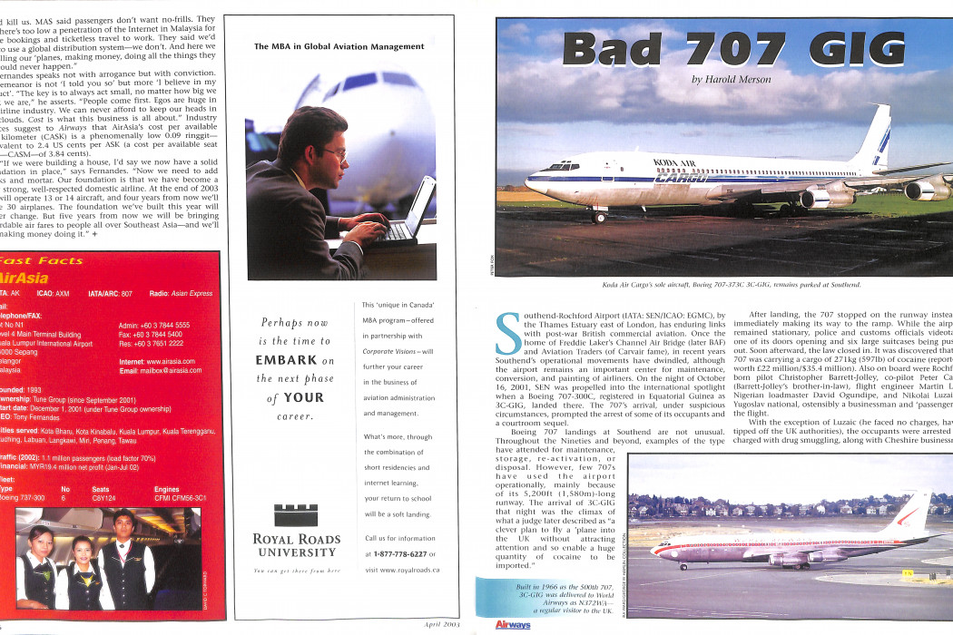 Airways - April 2003 (4)