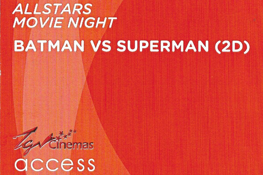 AllStars Movie Night Batman Vs Superman (1)