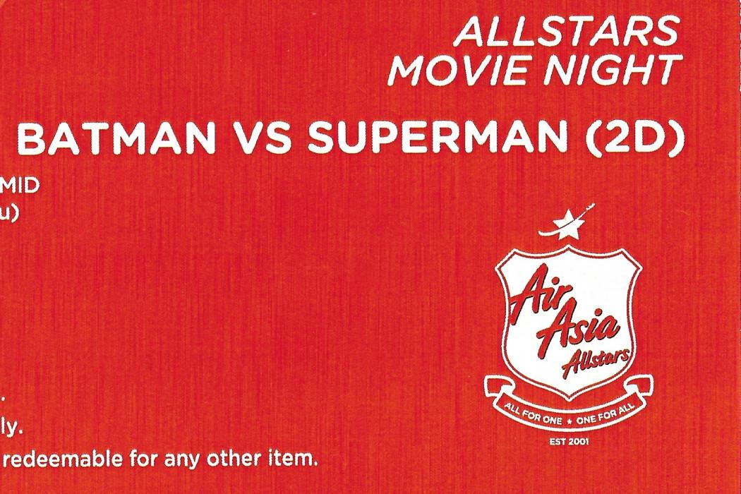 AllStars Movie Night Batman Vs Superman (2)