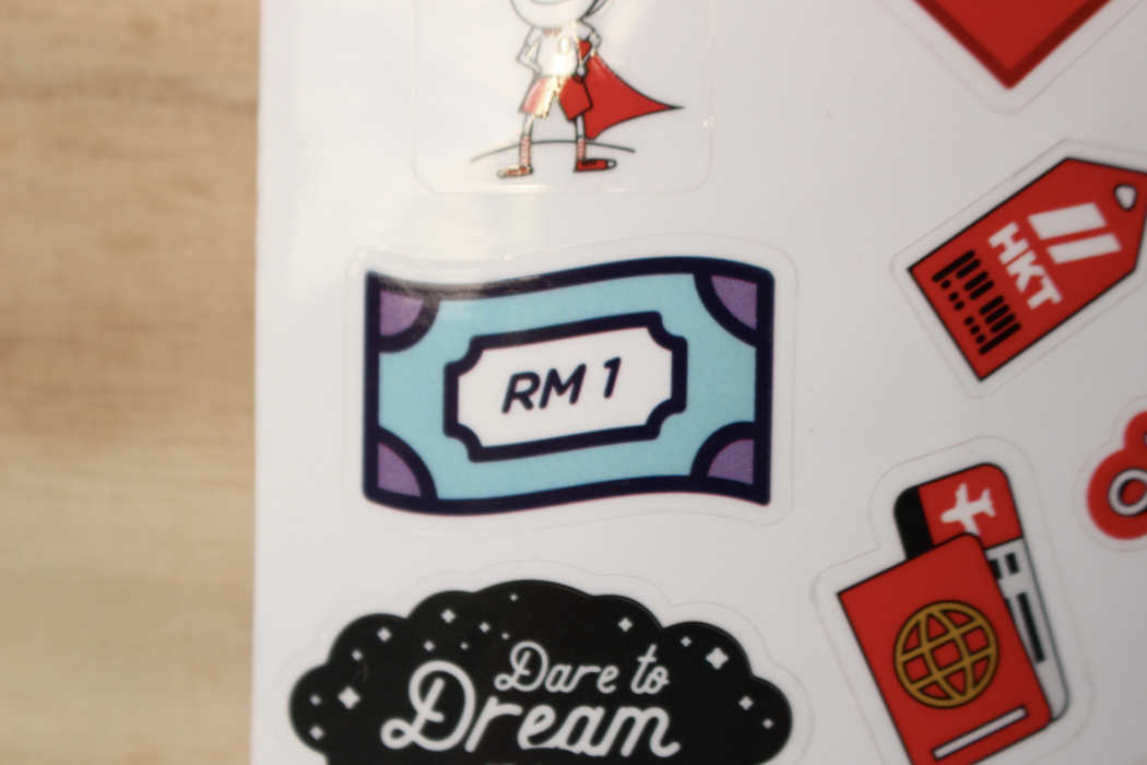 Allstar Sticker