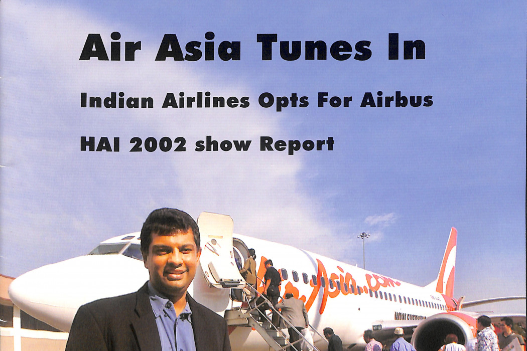 Asian Commercial Aviation Volume 5 No. 3 - June 2002 (1)