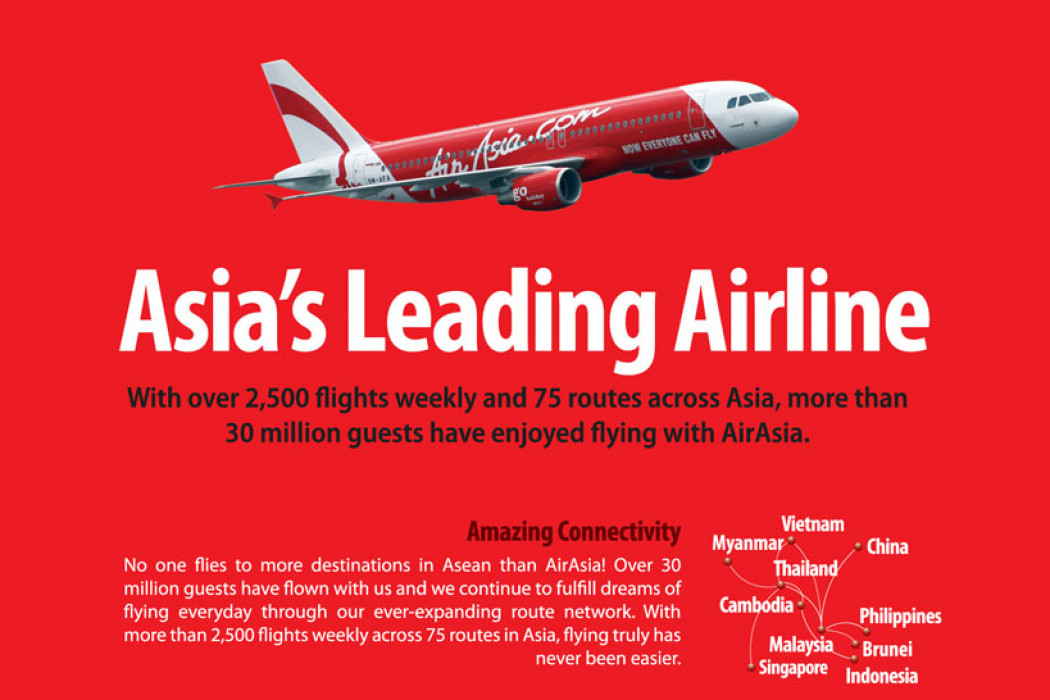 Asia's Leading Airline #1