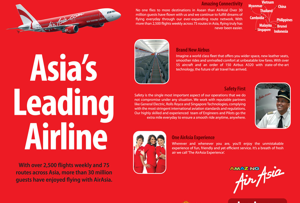 Asia's Leading Airline #2
