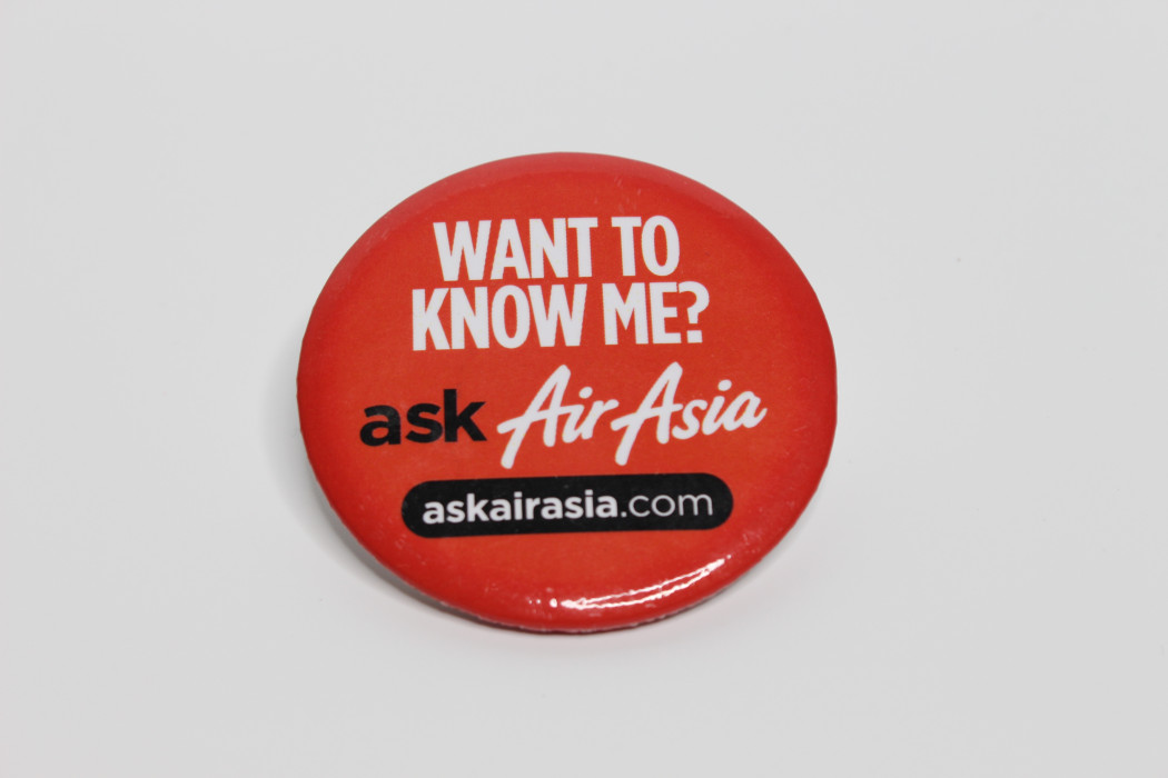 Badges Want To Know Me Ask airasia Askairasia (1)
