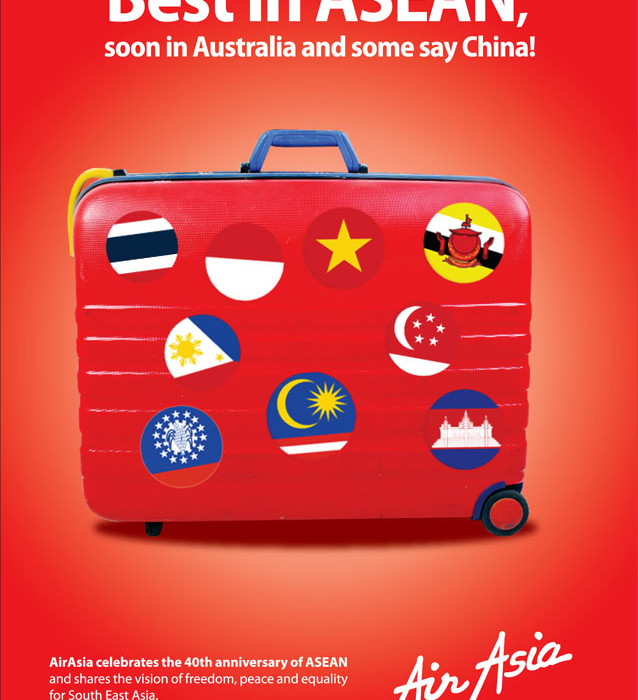 Best in ASEAN, soon in Australia and some say China!