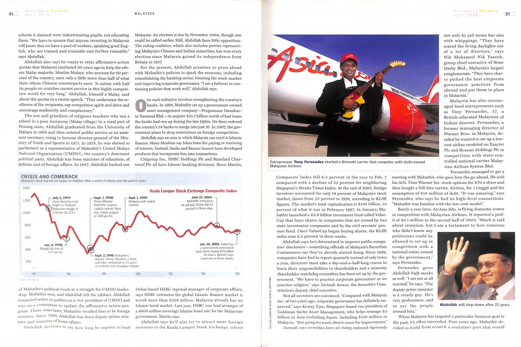 Bloomberg Markets - April 2003 (4)