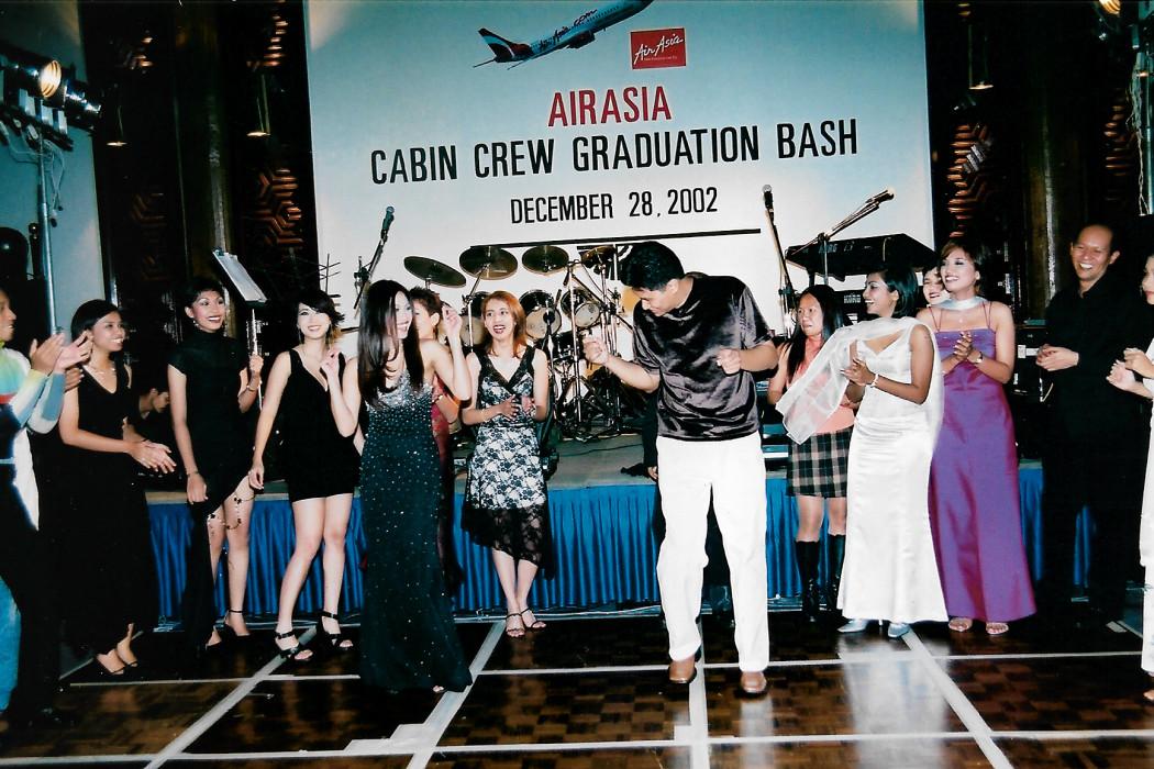 Cabin Crew Graduation Bash (1)