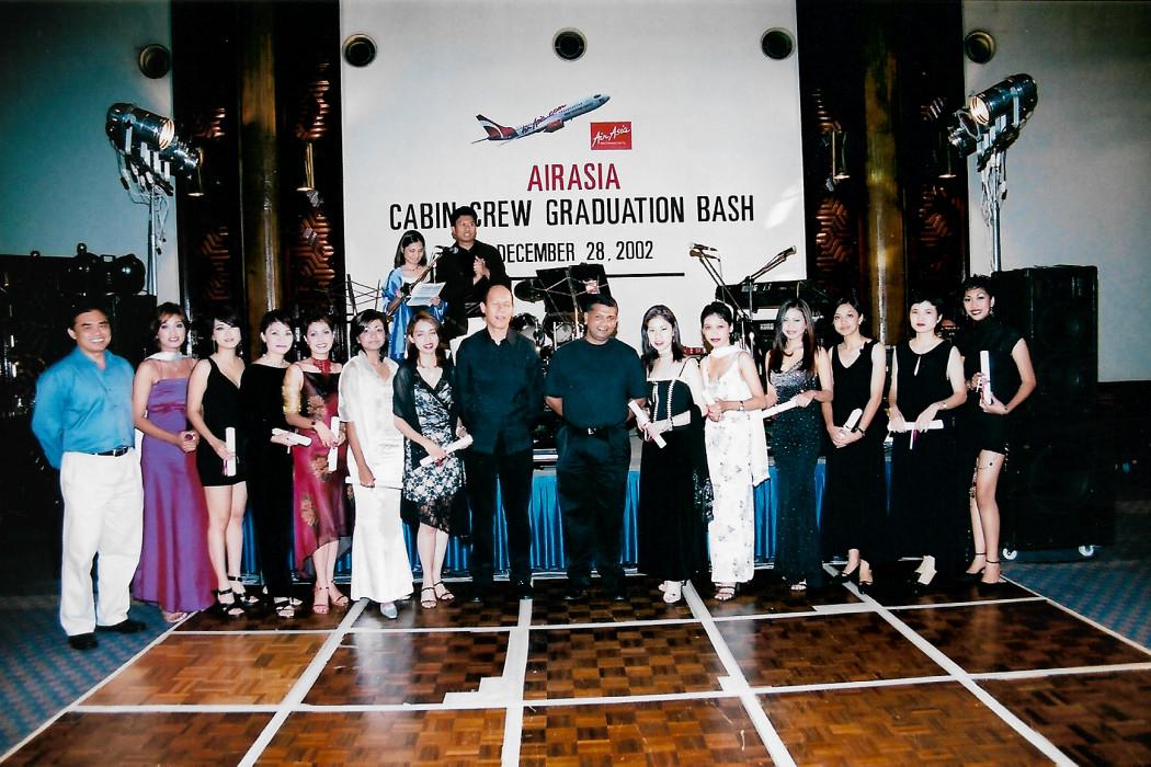 Cabin Crew Graduation Bash (7)