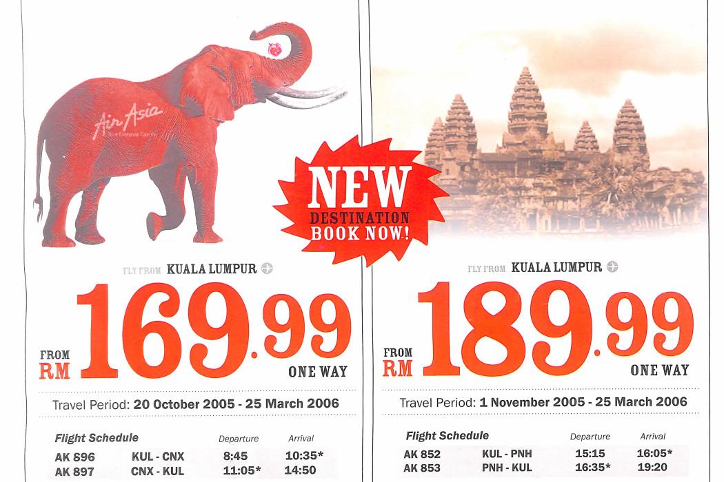 Chiang Mai and Phnom Penh