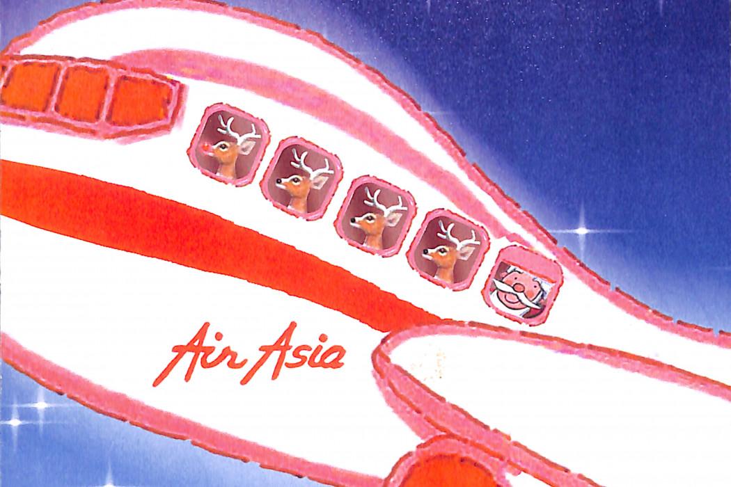 Christmas Greeting And Promo Card (1)