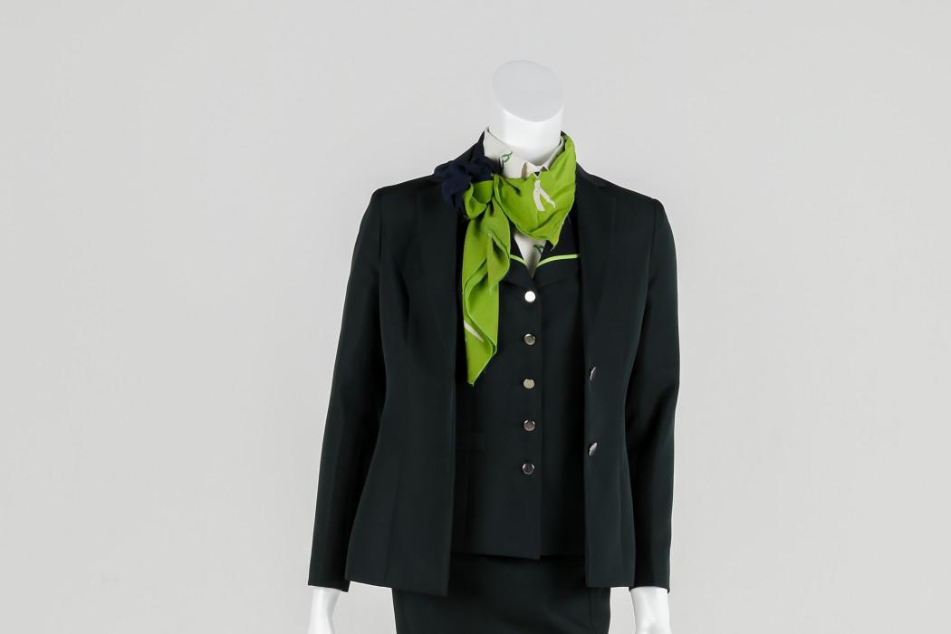 DRB-HICOM Female cabin crew uniform