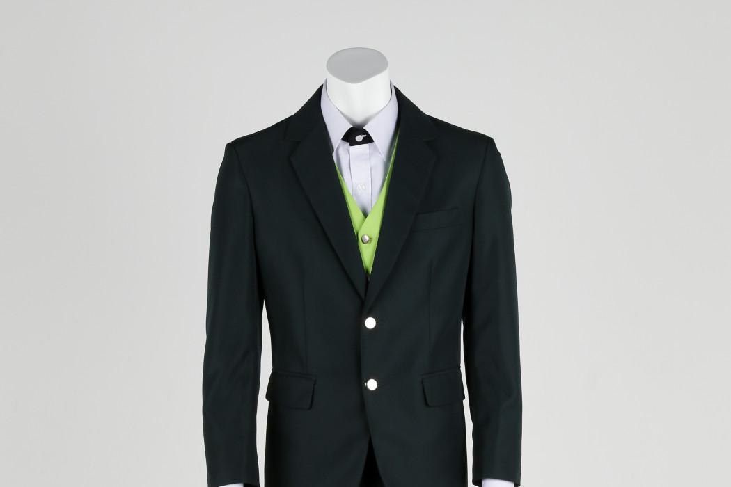 DRB-HICOM Male cabin crew uniform