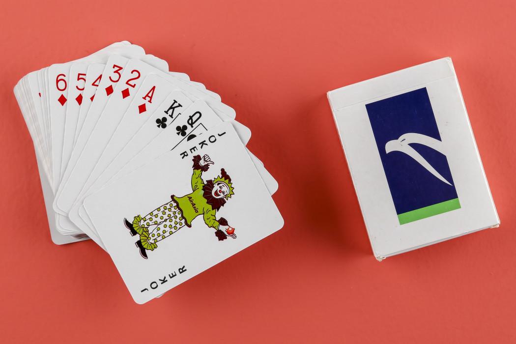 DRB-HICOM Playing cards