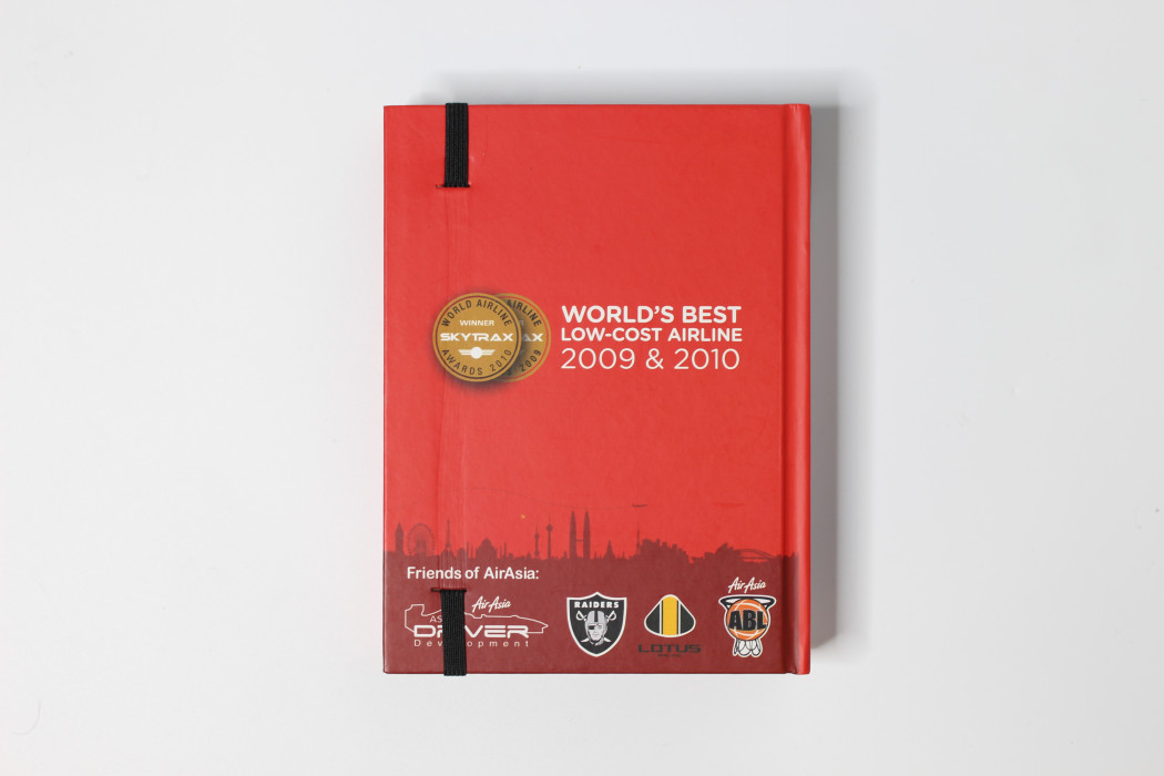 Friends of airasia notebook (3)