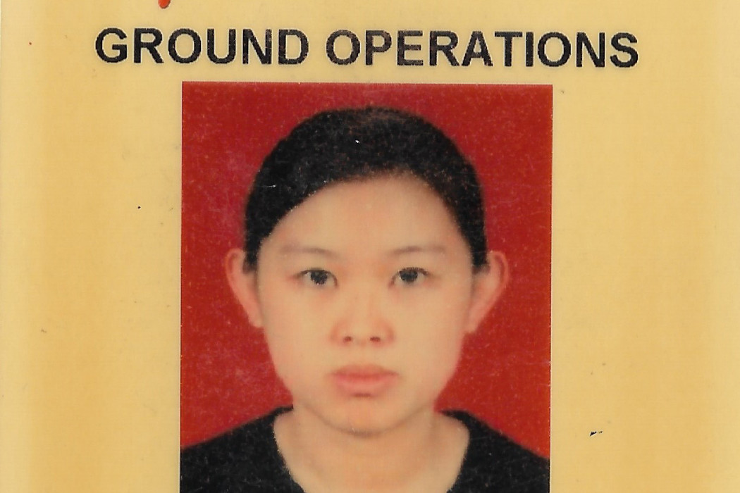 Ground Operations ID Card (2)
